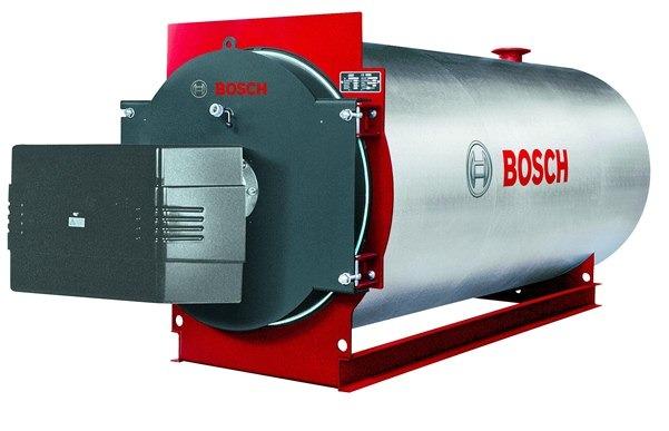 газовый котел Bosch