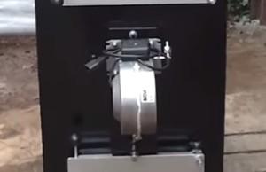 Самодельный пиролизный котел