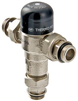 трехходовой клапан с термоголовкой
