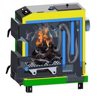 Горение топлива в камере сгорания