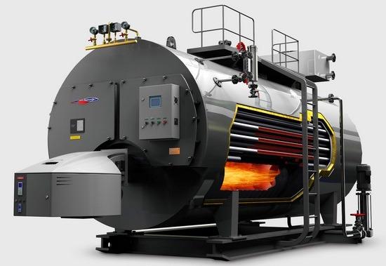 Отопление промышленных сооружений