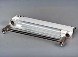 Вид биметаллического радиатора