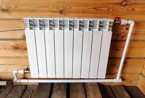Как подключить радиаторы в