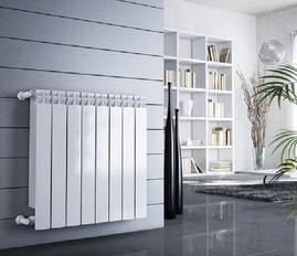 Радиатор в интерьере