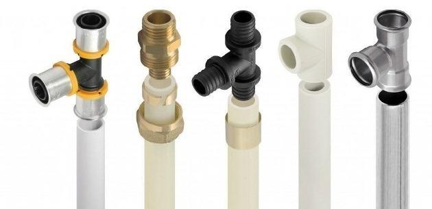 подбор диаметра труб для отопления