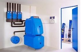 Какой газовый котел лучше выбрать — настенный или напольный