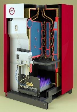 схема напольного агрегата