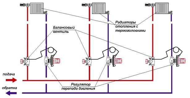 подключение крана с автоматикой