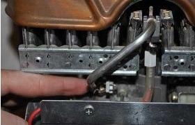ремонт колонки