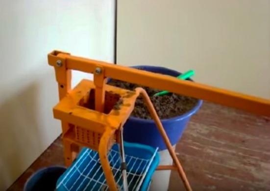 изготовление брикетов