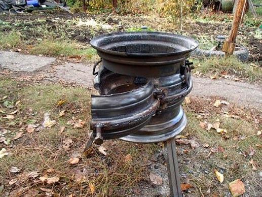 устройство для приготовления шашлыка