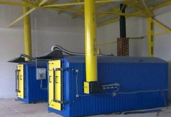 оборудование для производства угля