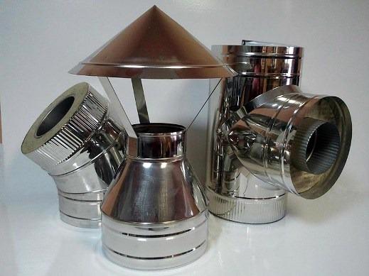 модули для дымохода