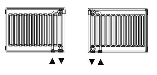 вентильные отопительные приборы