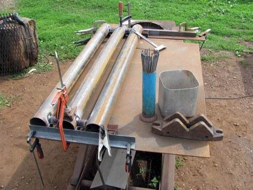 гладкотрубный радиатор отопления