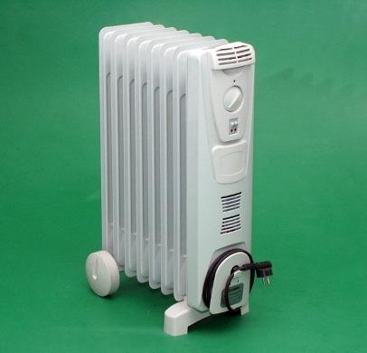 современный агрегат обогрева