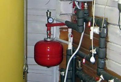 Бак расширительный для отопления как установить