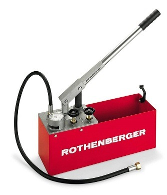 аппарат для закачки антифриза в систему отопления