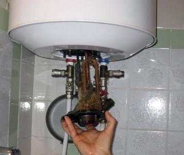 замена ТЭНа в электрическом приборе