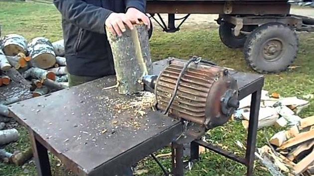 Колун для дров своими руками чертежи видео фото 901