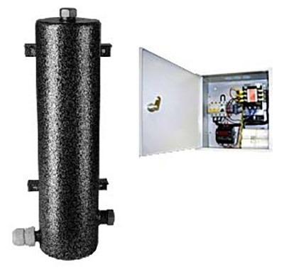 индукционный аппарат для обогрева дома