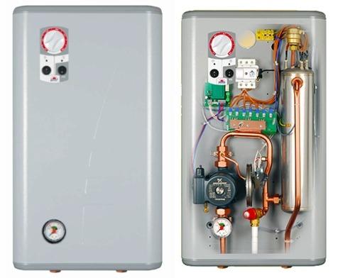 электродный котел для системы отопления квартиры