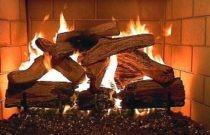 теплоотдача древесины