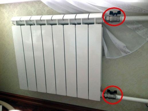 обслуживание системы отопления