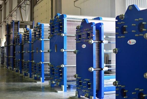 cкоросной агрегат для обогрева помещений