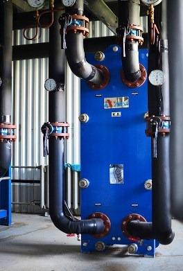 теплосиловой агрегат для нужд ГВС