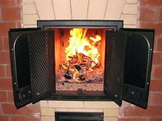 печное отопление помещения