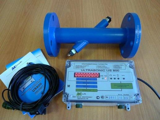 ультразвуковой расходомер тепловой энергии