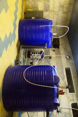 промышленное оборудование для получения газа из навоза