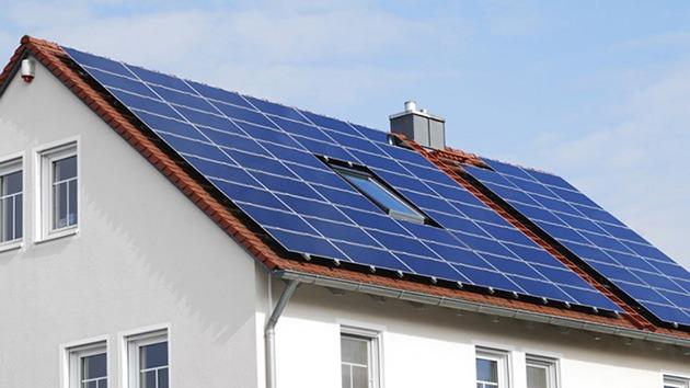 солнечная батарея для системы отопления