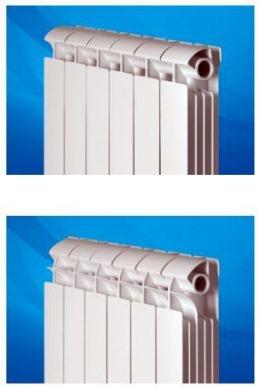 подбор алюминиевых радиаторов