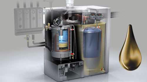 использование биотоплива в жидкотопливных котлах