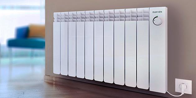 Электро радиаторы батареи отопления