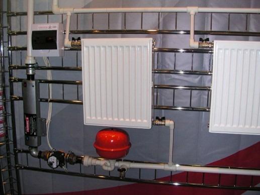электрокотел для отопления котеджа