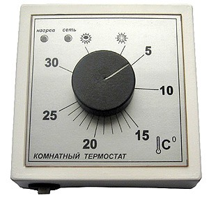 выносной терморегулятор