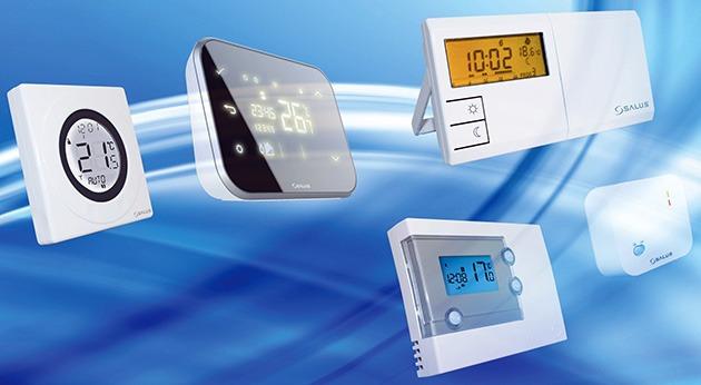 электронный блок регулирования нагрева теплоносителя