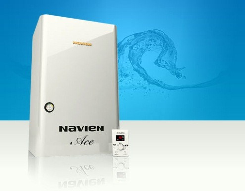 корейский бренд Navien