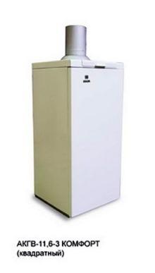 автономный комбинированный газовый водонагреватель