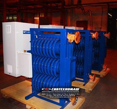 индукционный электрический котел Эдисон