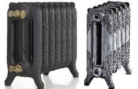 Классические ретро радиаторы