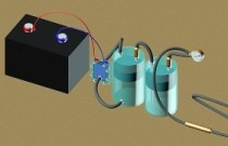 Газогенератор на дровах своими руками фото 9