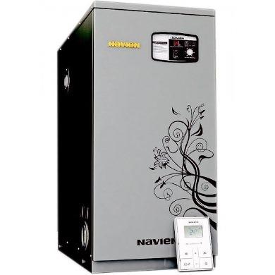 газовый теплогенератор в напольном исполнении