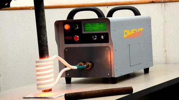 переделка сварочного инвертора в индукционный нагреватель
