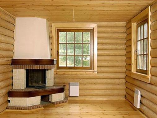 отопление деревянного дома разными энергоносителями