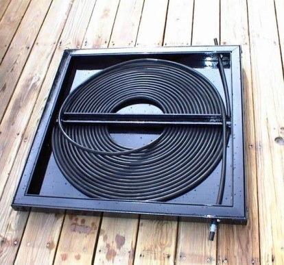 резиновый садовый шланг для водонагревателя