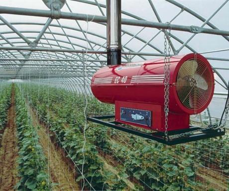 дизельный тепловой агрегат